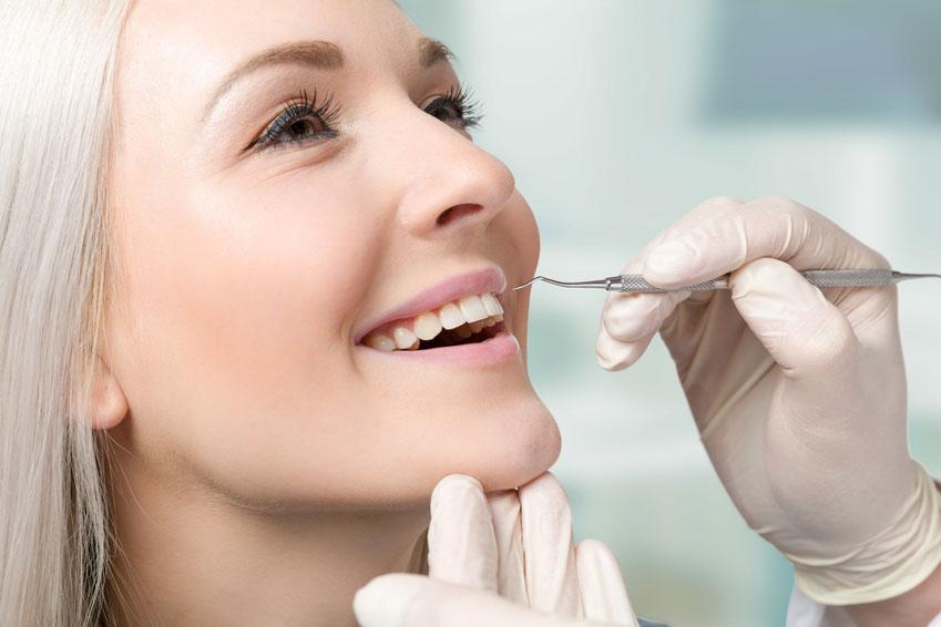 Ästhetische Zahnbehandlung